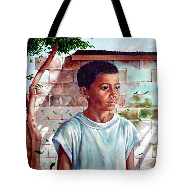 Bata The Filipino Child Tote Bag
