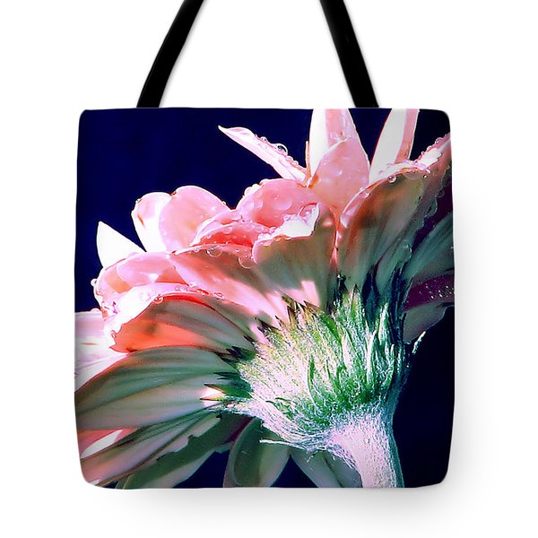 Bathing In Moonlight Tote Bag by Rory Sagner