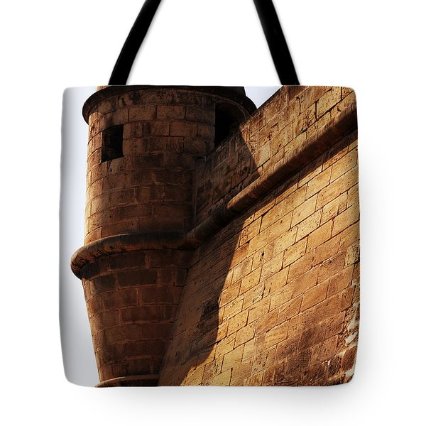 Battlement Tote Bag