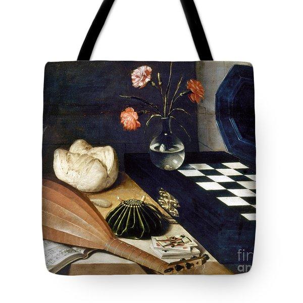 Baugin: Still Life Tote Bag by Granger