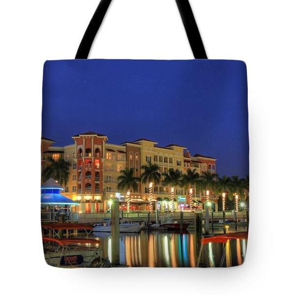 Bayfront 2 Tote Bag