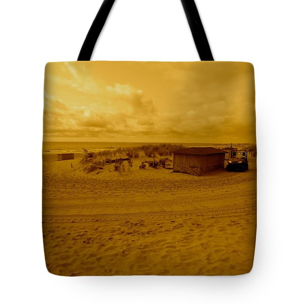 Baywatch. Where Is Pam Anderson Tote Bag by Joe  Burns