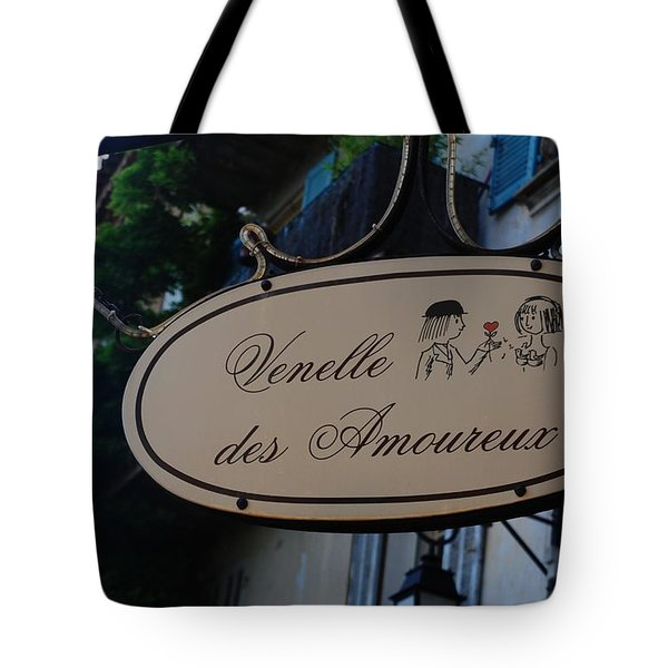 Tote Bag featuring the photograph Be My Valentine by Dany Lison