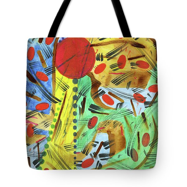 Beach N Bonfire Tote Bag by TB Schenck