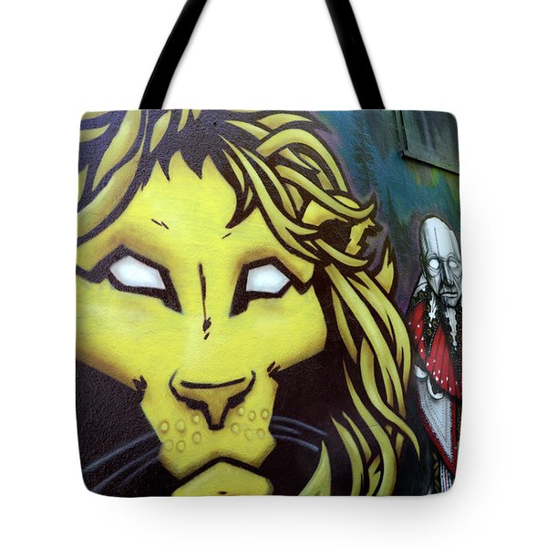 Beasts Of Burden Tote Bag by Bob Christopher