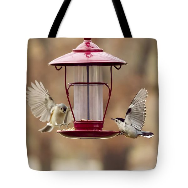 Beautiful Birds Tote Bag