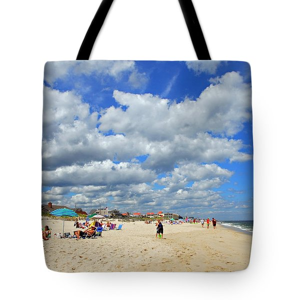Beautiful Jersey Shore Tote Bag