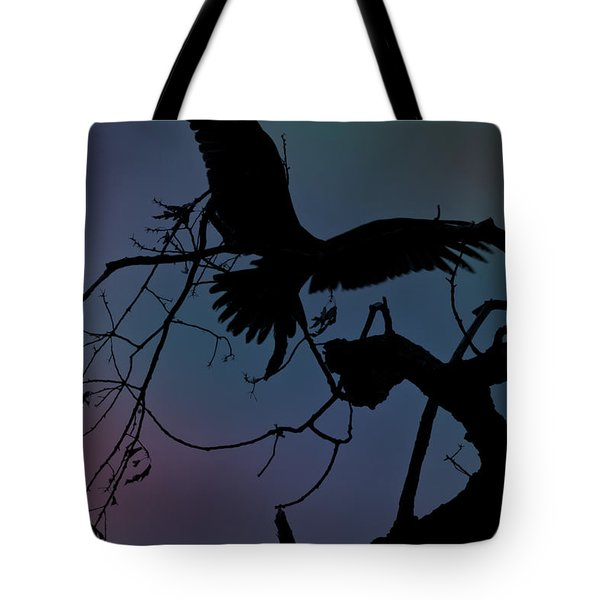 Beautiful Landing Tote Bag by Kim Henderson