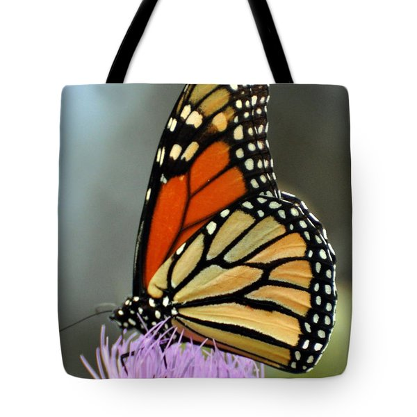 Beautiful Monarch Tote Bag by Marty Koch