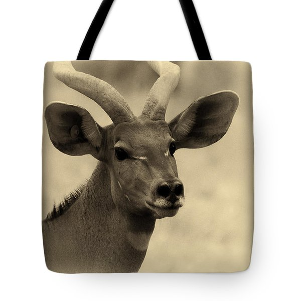 Beautiful Nyala Tote Bag