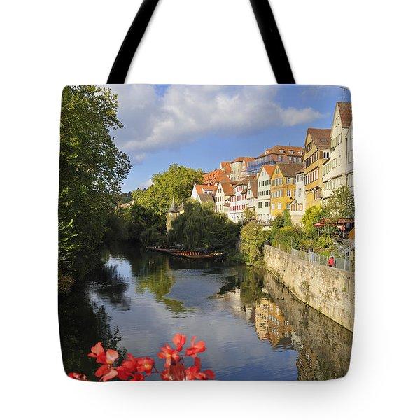 Beautiful Tuebingen In Germany Tote Bag