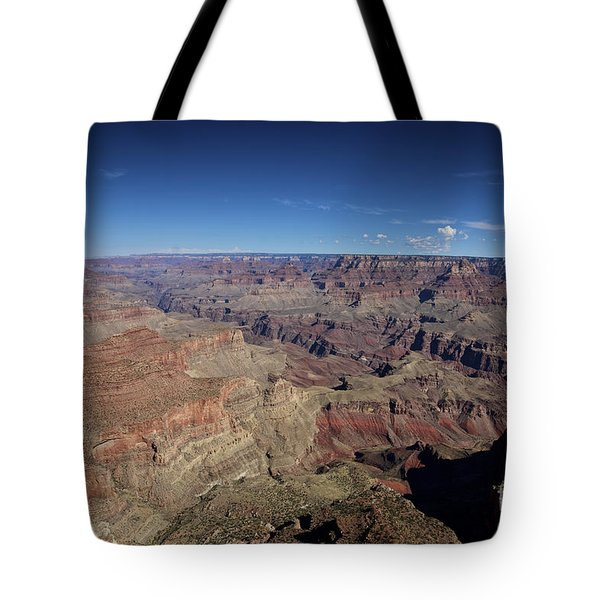 Beautiful Vista At Powell Point, Grand Tote Bag by Terry Moore