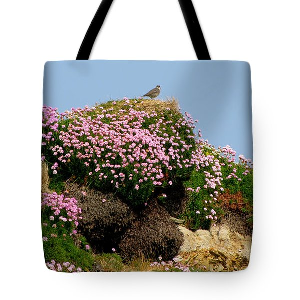 Tote Bag featuring the photograph Beauty by Barbara Walsh