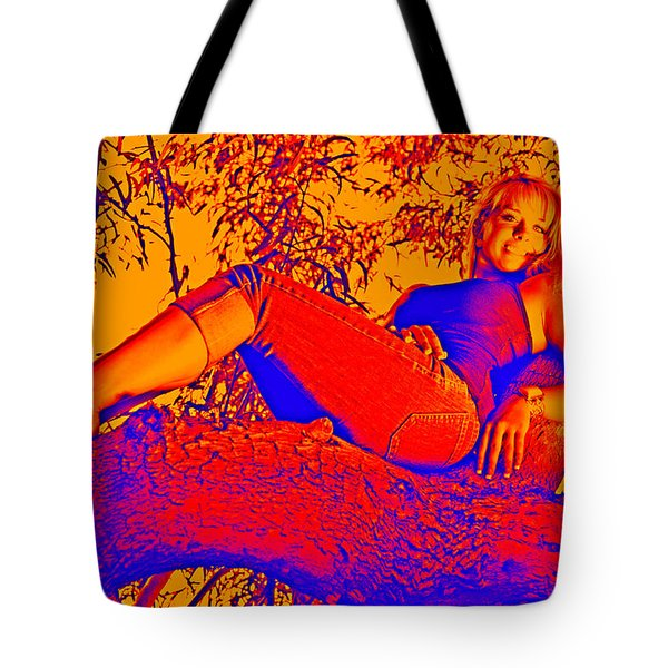 Beauty In A Tree Tote Bag