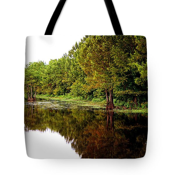 Tote Bag featuring the photograph Beauty In The South by Ester  Rogers