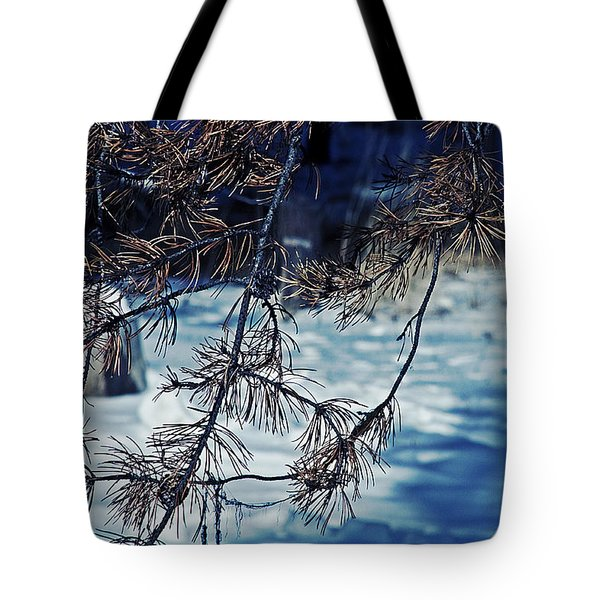 Tote Bag featuring the photograph Beauty Of Simplicity by Janie Johnson