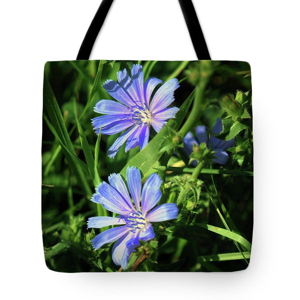 Beauty Of The Field Tote Bag