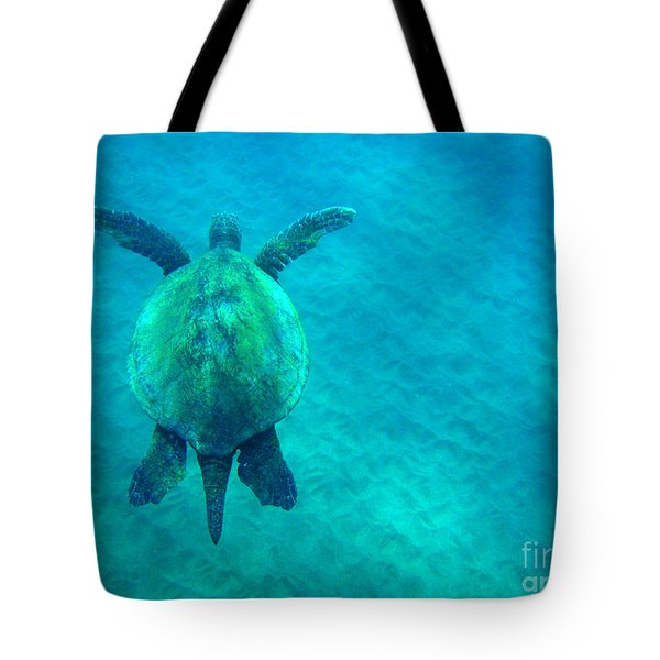 Beauty Of The Sea Tote Bag by Bob Christopher