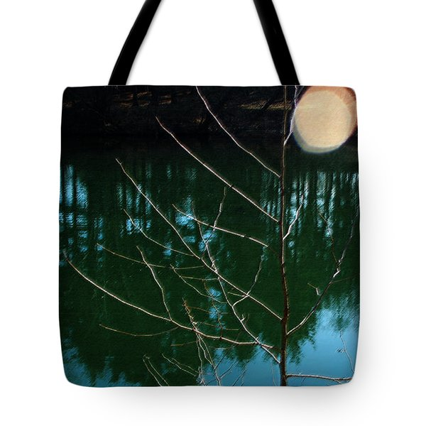 Tote Bag featuring the photograph Beauty Spot by Vilas Malankar