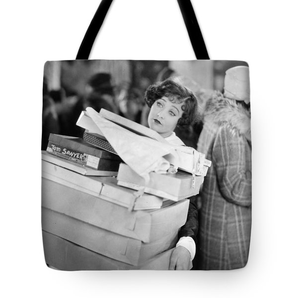 Becky, 1927 Tote Bag by Granger