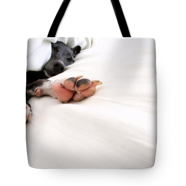 Bed Feels So Good Tote Bag