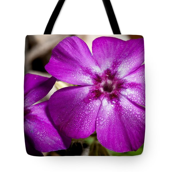 Bedeweled Tote Bag by Christopher Holmes