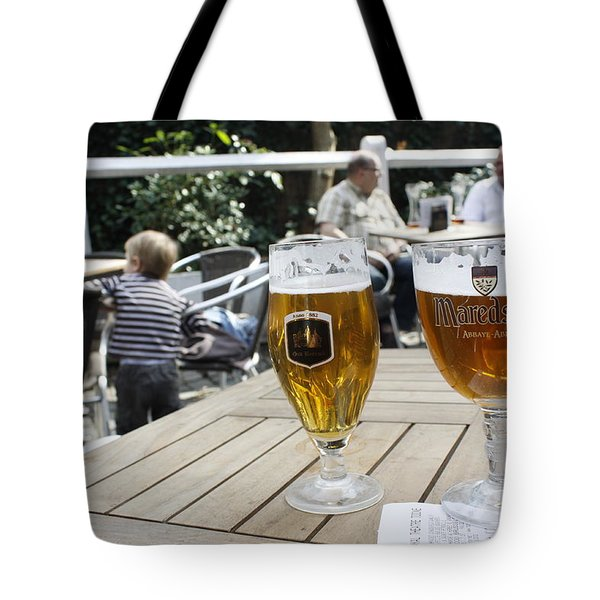 Beer-mania Tote Bag