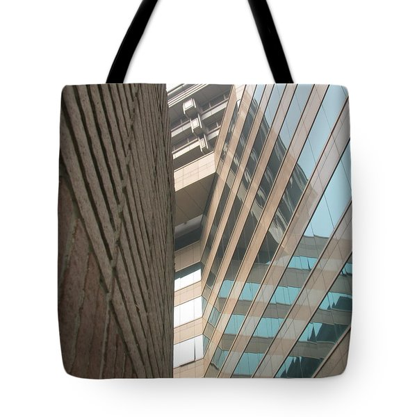 Tote Bag featuring the photograph Beijing Architecture by Alfred Ng