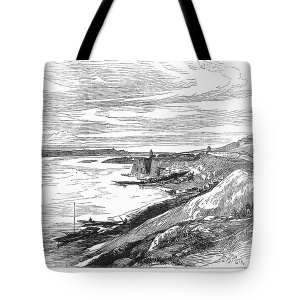 Belgrade: Fortress, 1876 Tote Bag by Granger