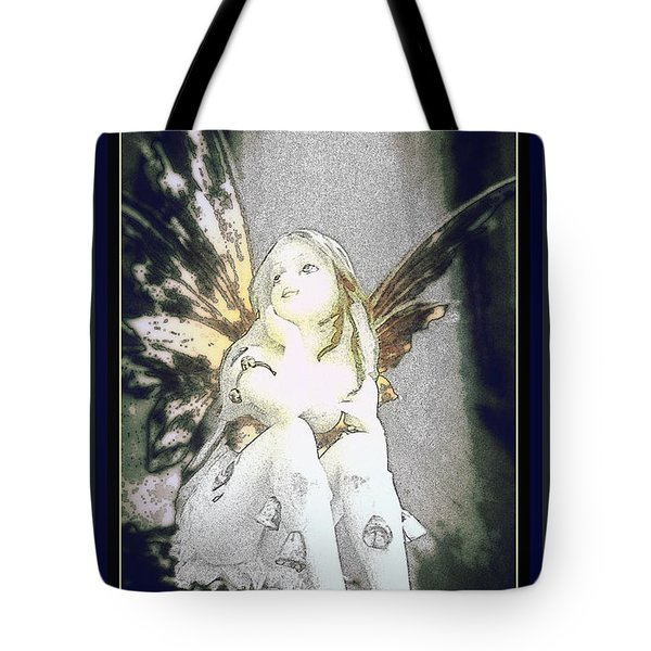 Bell Fairy  Tote Bag by Danielle  Parent