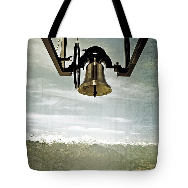 Bell In Heaven Tote Bag by Joana Kruse