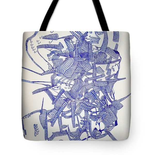 Belle Tote Bag by Gloria Ssali