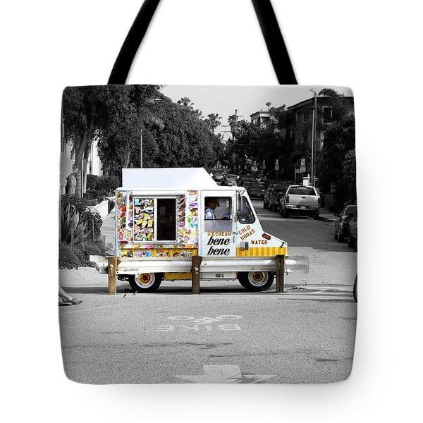 Tote Bag featuring the photograph Bene Bene by Lorraine Devon Wilke