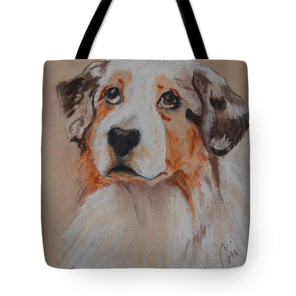 Bentley Tote Bag by Cori Solomon