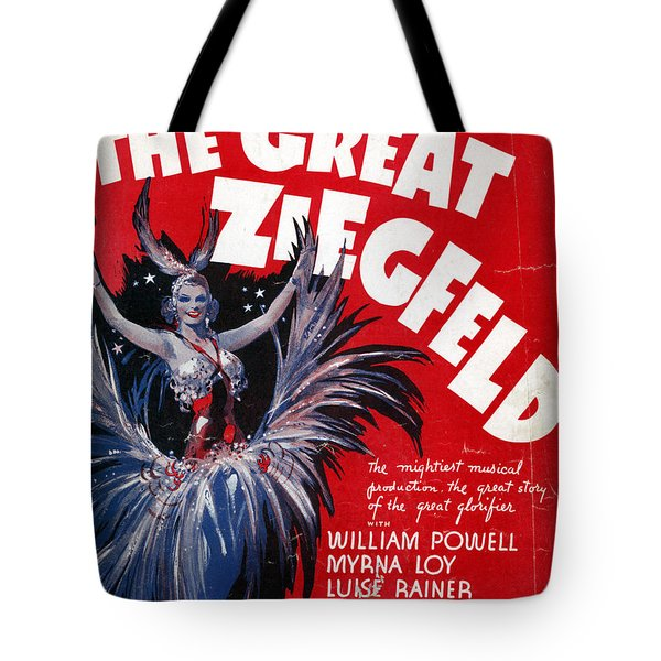 Berlin: Sheet Music Cover Tote Bag by Granger
