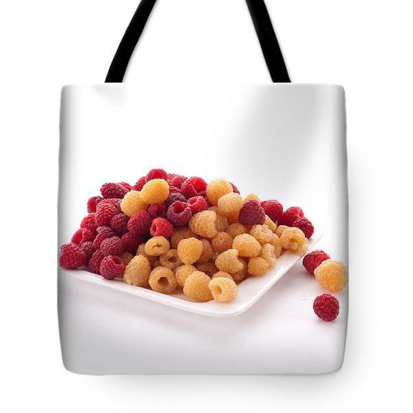 Berries Tote Bag by Catherine Lau