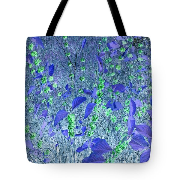 Tote Bag featuring the photograph Berries In Repose by George Pedro