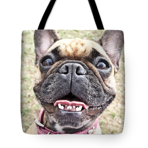 Best Friend Tote Bag by Jeannette Hunt