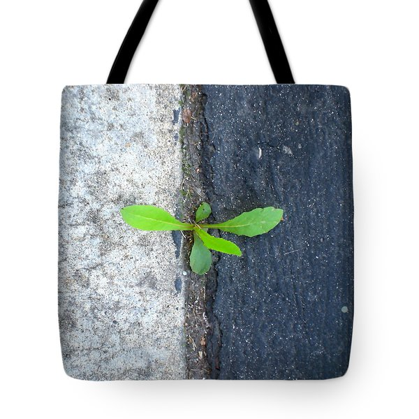 Grows Here Tote Bag
