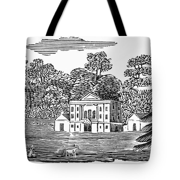 Bewick: Landscape Tote Bag by Granger