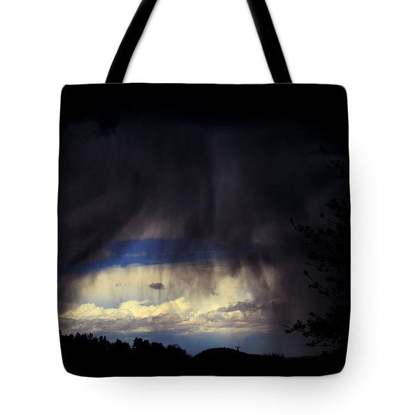Beyond The Veil Tote Bag
