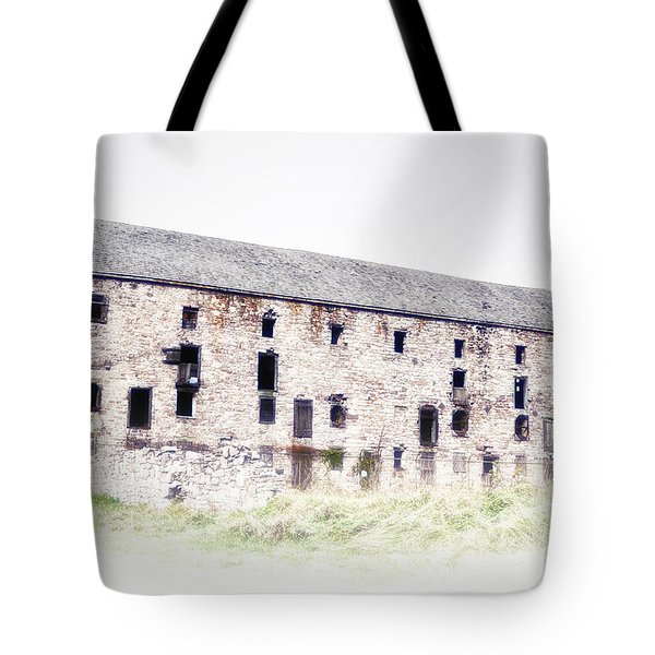 Big Ass Barn Tote Bag by Bill Cannon