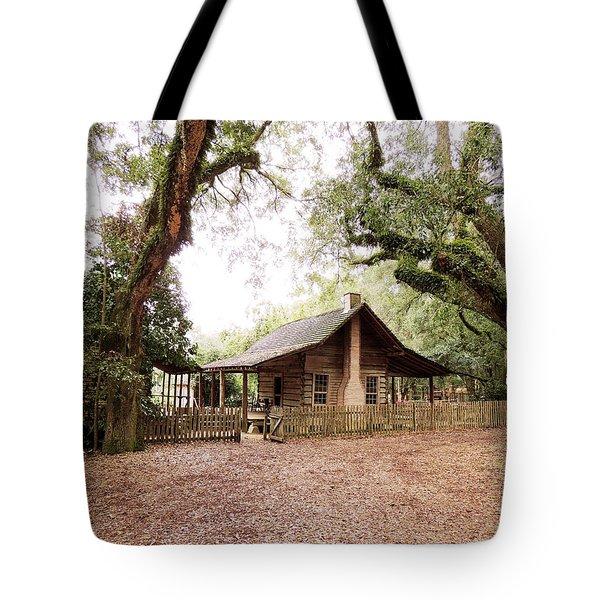 Big Bend Farmhouse Tote Bag by Marilyn Holkham