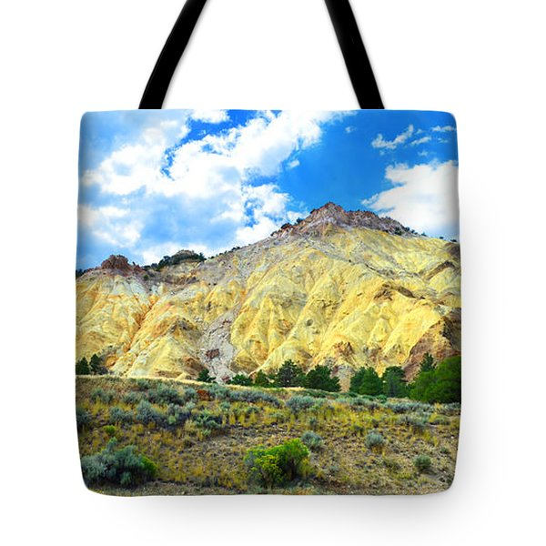 Big Rock Candy Mountain - Utah Tote Bag