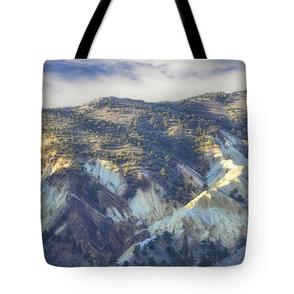 Big Rock Candy Mountains Tote Bag