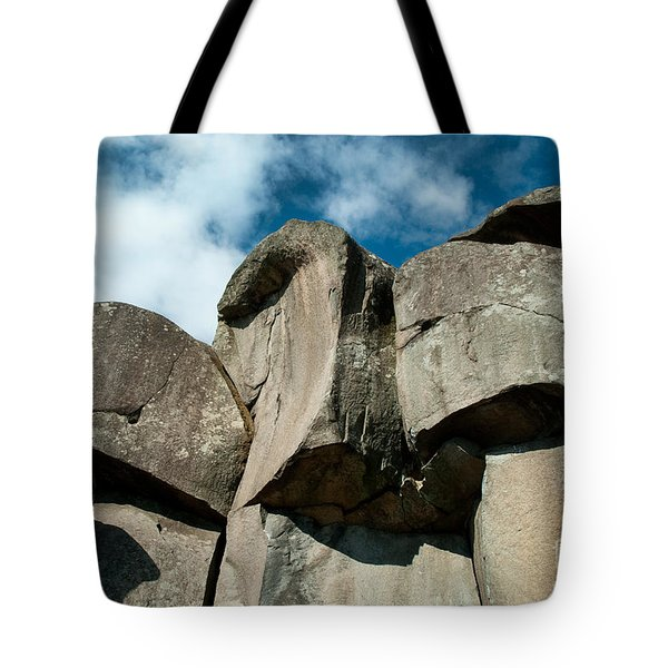 Big Rock Ear Tote Bag by Paul W Faust -  Impressions of Light