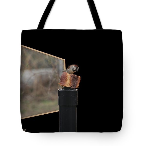 Biggest Breadcrumb Ever Tote Bag by EricaMaxine  Price