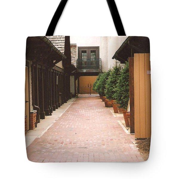 Biltmore Winery Tote Bag