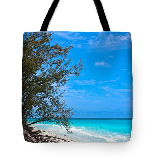 Bimini Beach Tote Bag