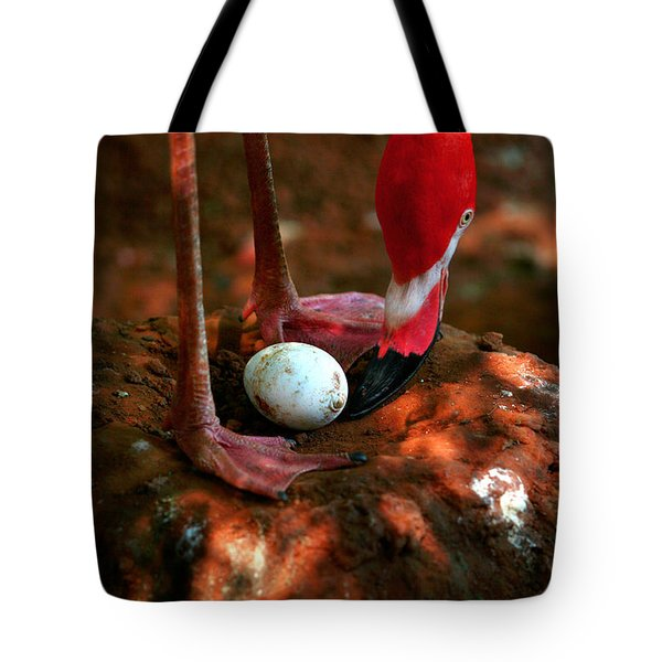 Tote Bag featuring the photograph Bird Is The Word by Lon Casler Bixby